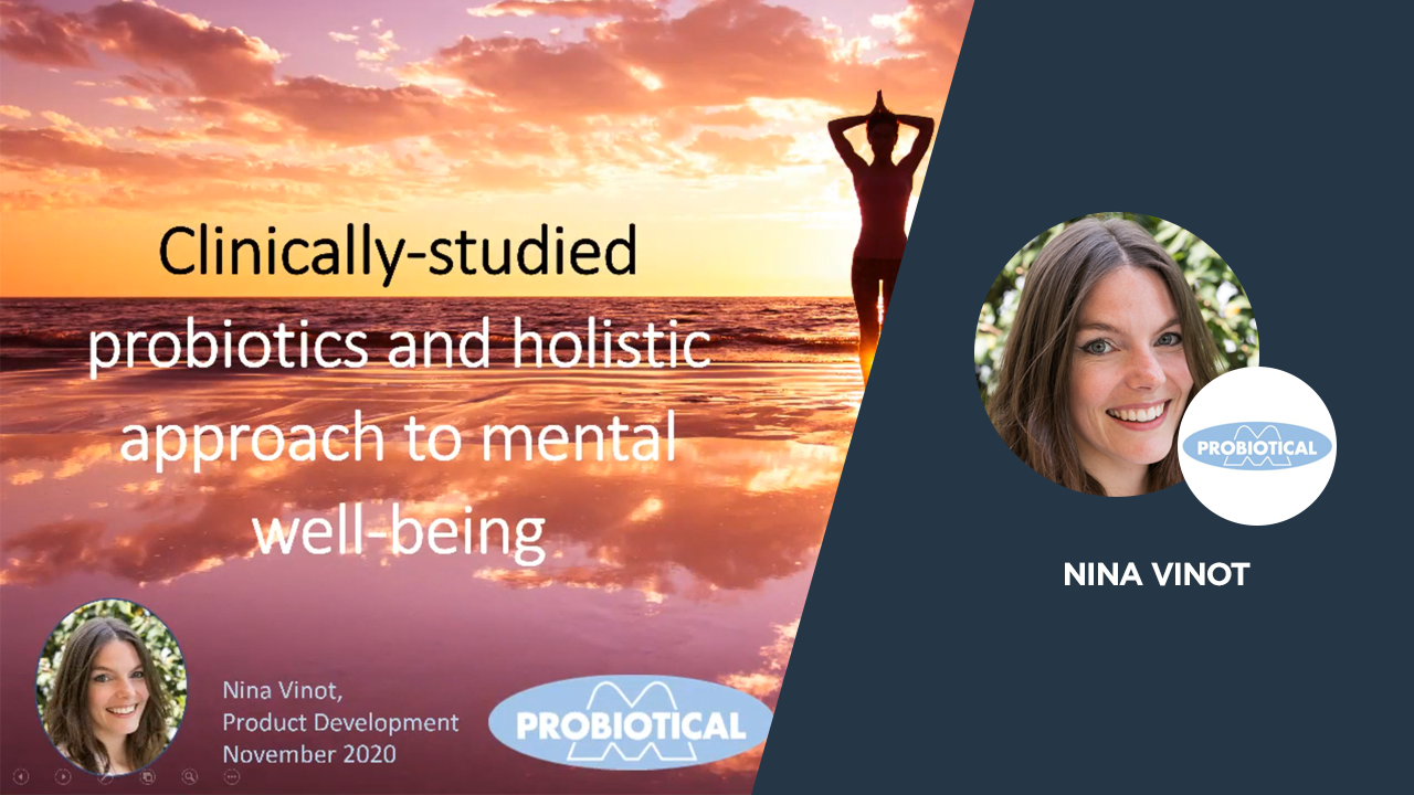 Clinical-Studied probiotics and holistic approach to mental well-being