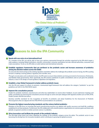 Key Reasons to Join the IPA Community